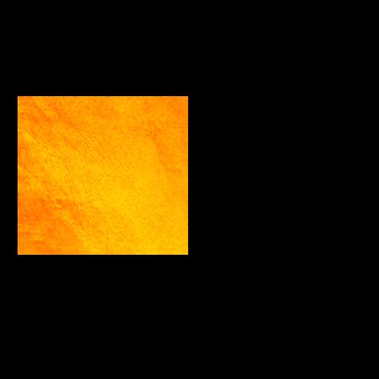 Solar Yellow Dots Background