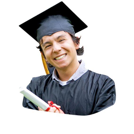 Graduate Teenager